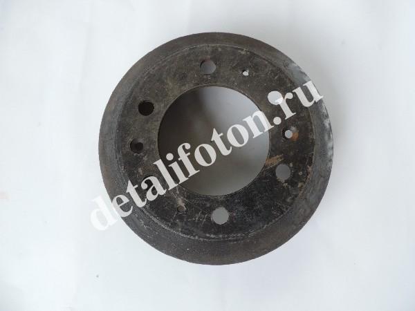 Барабан тормозной задний 6 отв. Фотон(Foton)-1049А 3104102-HF15014