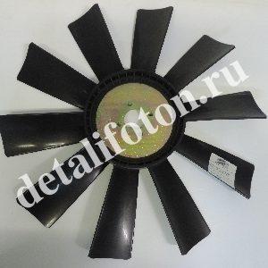 Вентилятор крыльчатка системы охлаждения Фотон(Foton)-1049A/1069/1099 T64406007