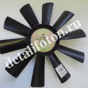 Вентилятор крыльчатка системы охлаждения 545мм. Фотон-1069Eвро-3/1093 T64406008