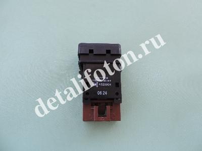 Выключатель (клавиша) обогрева зеркал Фотон-1099. (1B24982100026)