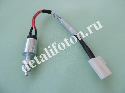 Датчик акселератора Фотон(Foton)-1069 1B18037300032