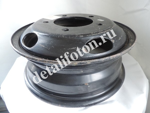 Диск колеса R16 5 отверстий бескамерный Фотон(Foton)-1049С 1104931100014