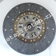 диск сцепл.ведом.1041-69Е3-93(1)