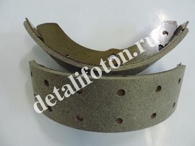 Колодки тормозные задние комплект 2шт Фотон(Foton)-1049С Isuzu BJ1029-ЕС BMK