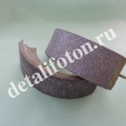 Колодки стояночного тормоза комплект 2шт Фотон(Foton)-1049A 110533-TF3501130
