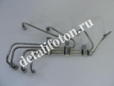 Комплект трубок высокого давления Фотон(Foton)-1049А T73302053