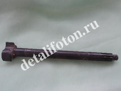 Кулак, вал разжимной заднего тормоза правый Фотон(Foton)-1069/1093/1099 3502041G4QZ
