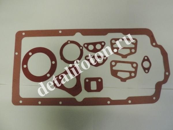 Набор прокладок двигателя верхний Фотон(Foton)-1069/1099 TU5LТ0178