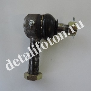 Наконечник поперечной рулевой тяги левый Фотон(Foton)-1049А/1039 3003100-HF323(MD)