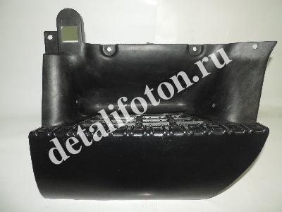 Подножка кабины левая с накладкой Фотон(Foton)-1051/1061 1B20084500070