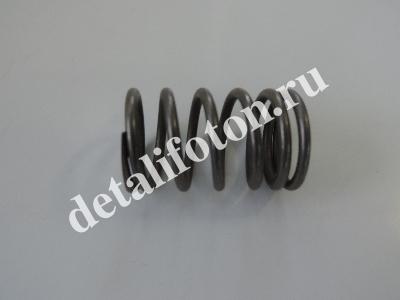Пружина клапана внутренняя Фотон(Foton)-1049А/1069/1093/1099 T31744133