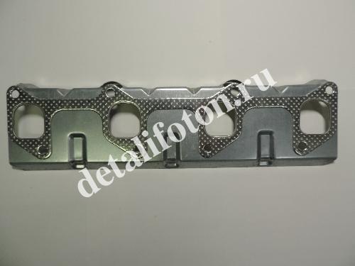 Прокладка выпускного коллектора металлическая Фотон(Foton)-1039/1049С Е049323000034