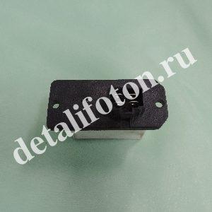Резистор мотора отопителя Фотон(Foton)-1049А/1069 1B18081200254