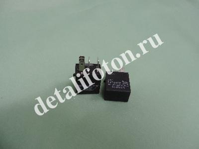 Реле отопителя 5-ти контактное Фотон-1069. 24V (1B18037500019)