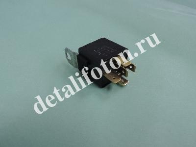 Реле 5-ти контактное 24V Фотон(Foton)-1049А 1B18037500016