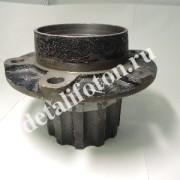 Ступица заднего колеса Фотон (Foton)-1069 12 отверстий (3104101-HF16030FTB)