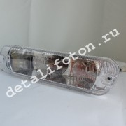 Фара противотуманная левая Фотон (Foton)-1099 24V (1124136400005)
