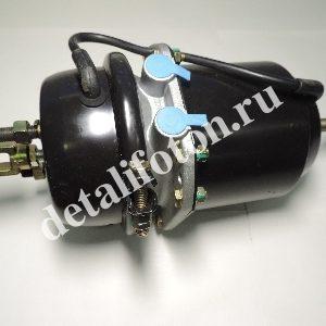 Энергоаккумулятор правый Фотон (Foton)-1051/1061. CUMMINS. (3519200-HF17030FTF)