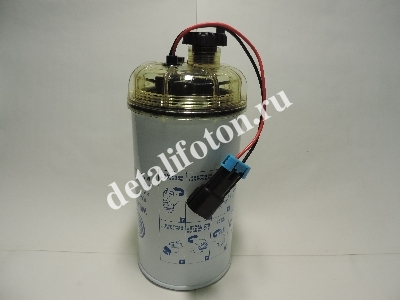Фильтр топливный ГОТс подогревом в колбе 24V Фотон (Foton)-1061/1093/1069 E3 (6126300080205)Фильтр топливный ГОТс подогревом в колбе 24V Фотон (Foton)-1061/1093/1069 E3 (6126300080205)
