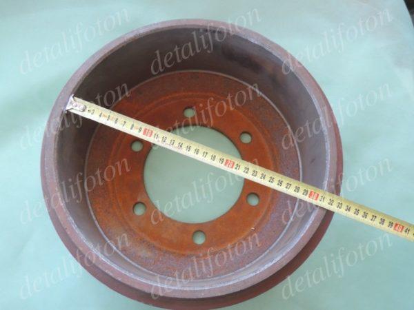 Барабан тормозной передний Фотон(Foton)-1051 1104930005147A