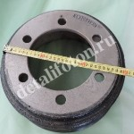 Барабан тормозной задний Фотон(Foton)-1099 3104102-HF16030(FTA)