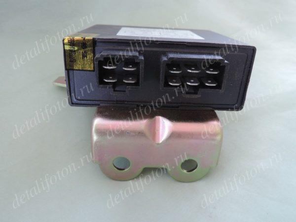 Блок управления свечами накаливания 12V Фотон(Foton)-1039 E049301000203