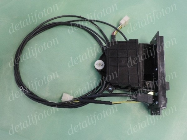 Блок управления отопителем 24 V Фотон(Foton)-1099 1B22037321002