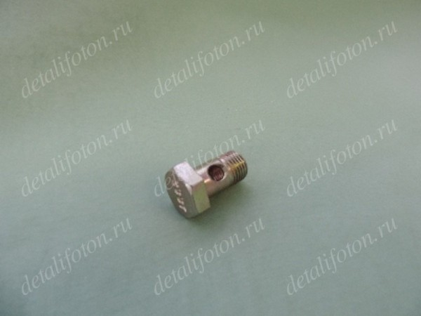 Болт прокачки кронштейна топливного фильтра Фотон(Foton)-1049А/1069/1093/1099 T73201648