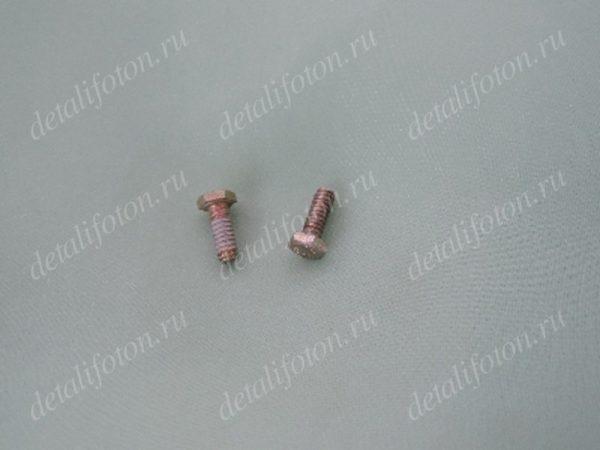 Болт фиксир маслоприёмник оси коромысел Фотон(Foton)-1138 T2233022
