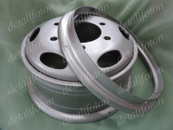 Диск колеса 6 отверстии Фотон(Foton)-1049А 1104331100031