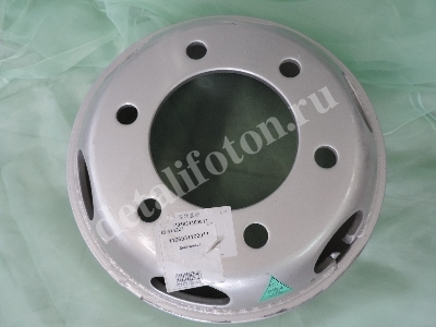 Диск колеса 6 отв. R-16 Фотон(Foton)-1069 1106931100011