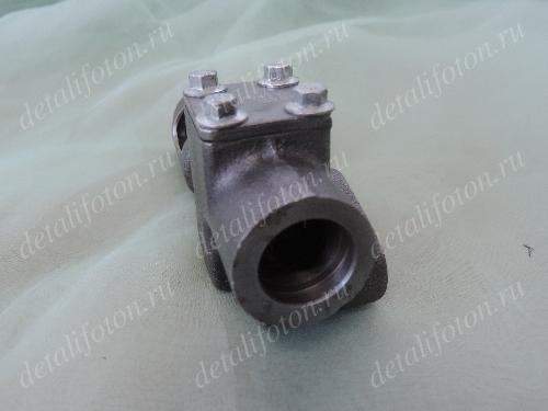 Клапан перепускной маслянного насоса в сборе Фотон(Foton)-1069 T4138A049/T32712726