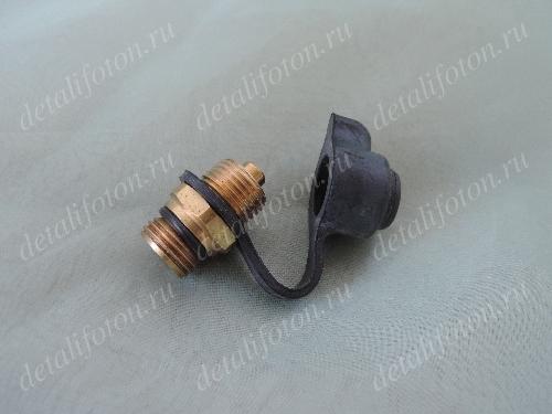 Клапан шланга подкачки Фотон(Foton)-1061/1069/1093/1099 100-3515310