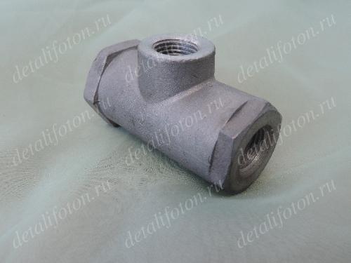Клапан тормозной защитный 2-х контурный Фотон(Foton)-1099 1108935600015