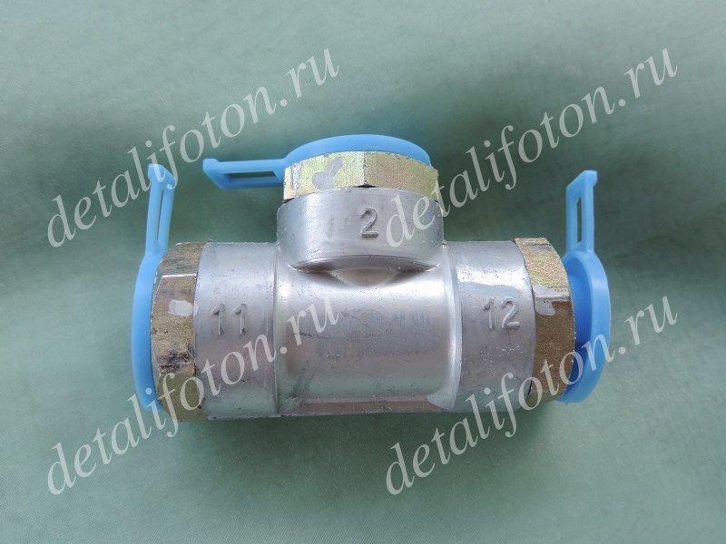 Клапан тормозной 2-х контурный Фотон (Foton) 1417035600097