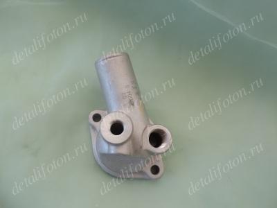 Крышка корпуса термостата без штуцера Фотон(Foton)-1039 Isuzu E049363000119