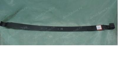 Лист №2 передней рессоры подкоренной Фотон(Foton)-1069/1099 1106929200014-2