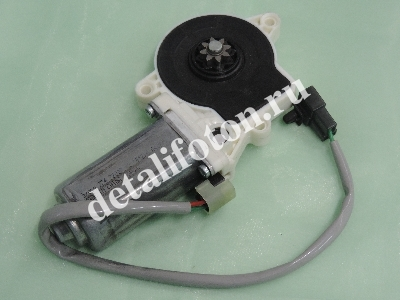 Мотор стеклоподъёмника правый/левый двери Фотон (Foton)-1049А/1061/1069 24V (1B18061400090/91)