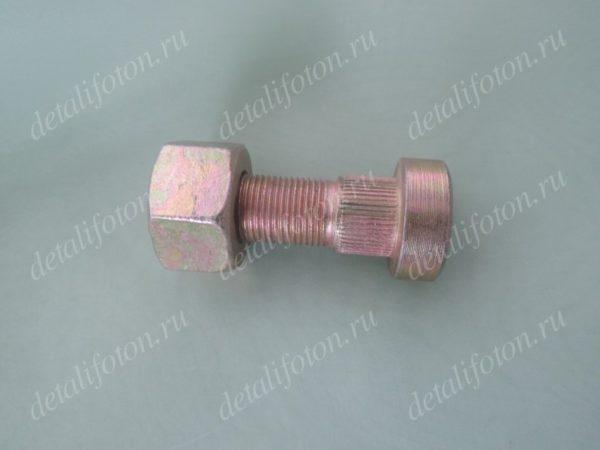 Шпилька передней ступицы правая Фотон(Foton)-1049А 3103210-HF324(FTA)