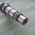 Вал вторичный КПП Фотон(Foton)-1093 1700D-105