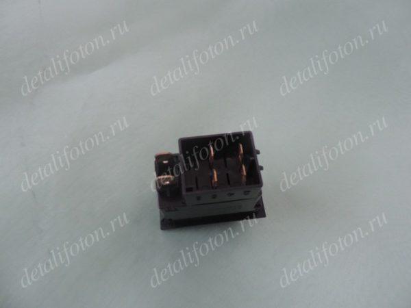 Выключатель клавиша противотуманных фар Фотон(Foton)-1099 1B22037321008