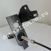 Кронштейн тормозной камеры задний правый Фотон (Foton)-1099 1124111700003