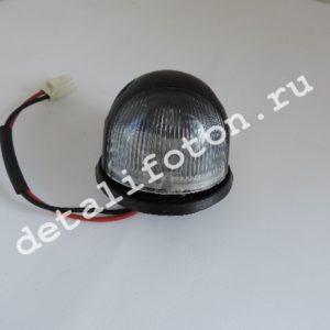 Фонарь габаритный на кабину левый/правый Фотон (Foton)-1051/1061 1B20037100003