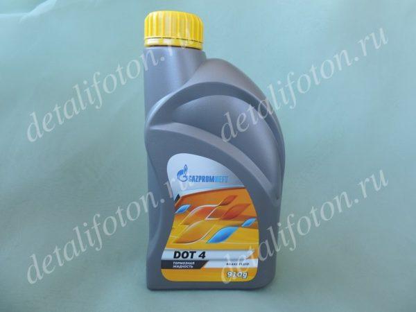 Жидкость тормозная G-Energy 455мл. 2451500002