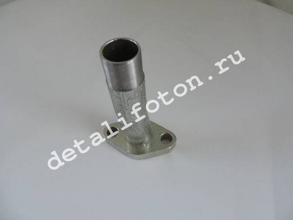 Трубка фланец клапана перепускной масляного насоса Е-3 Фотон (Foton)-1049А/1069/1099 T73001200182T