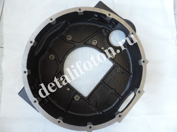 Картер маховика двигателя Фотон (Foton)- 1093\1138 (T3713W011A)