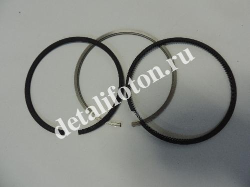 Кольца поршневые (комплект на 1 поршень) Фотон (Foton)-1049A/1069/1099/1138 T4181A026