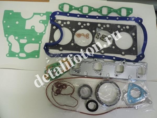 Набор прокладок двигателя полный Фотон(Foton)-1039 Aumark Eвро-3 8941095523