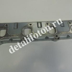 Прокладка выпускного коллектора (на 4 цилинра) Фотон (Foton)-1039/1049C E049323000034