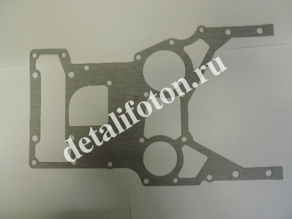 Прокладка плиты к блоку ДВС Фотон (Foton)-1049A T72203101